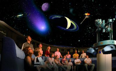 en dreng Planetarium Jels